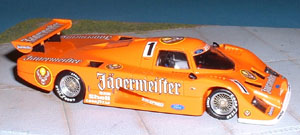 1982 Ford C100 Jagermeister Zolder Klaus Ludwig
