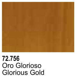 Game Air - Glorious Gold - 17ml <br>Vallejo72756