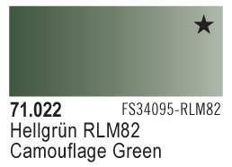 Model Air - Camouflage Green 022 <br>Vallejo71022