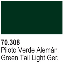Panzer Aces 308 - Green Tail Light <br>Vallejo70308