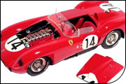 FERRARI 166  'Inter Touring T.019S Albi 1952 : MG052