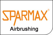 Sparmax Airbrush Clamp Stand - for up to 4 brushes